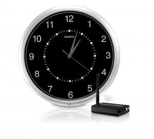 wireless clock