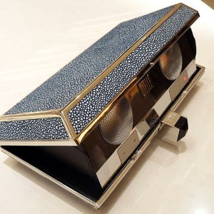 Rebecca-Minkoff-Stellé-Audio-Speaker-Clutch