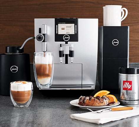 jura adds a new top spin to specialty coffee with the impressa j9 new gizmo blog. Black Bedroom Furniture Sets. Home Design Ideas