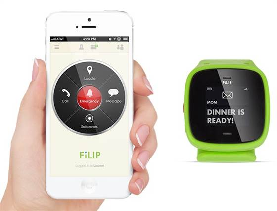 School Safety for your child with the FiLIP Smart Locator ...