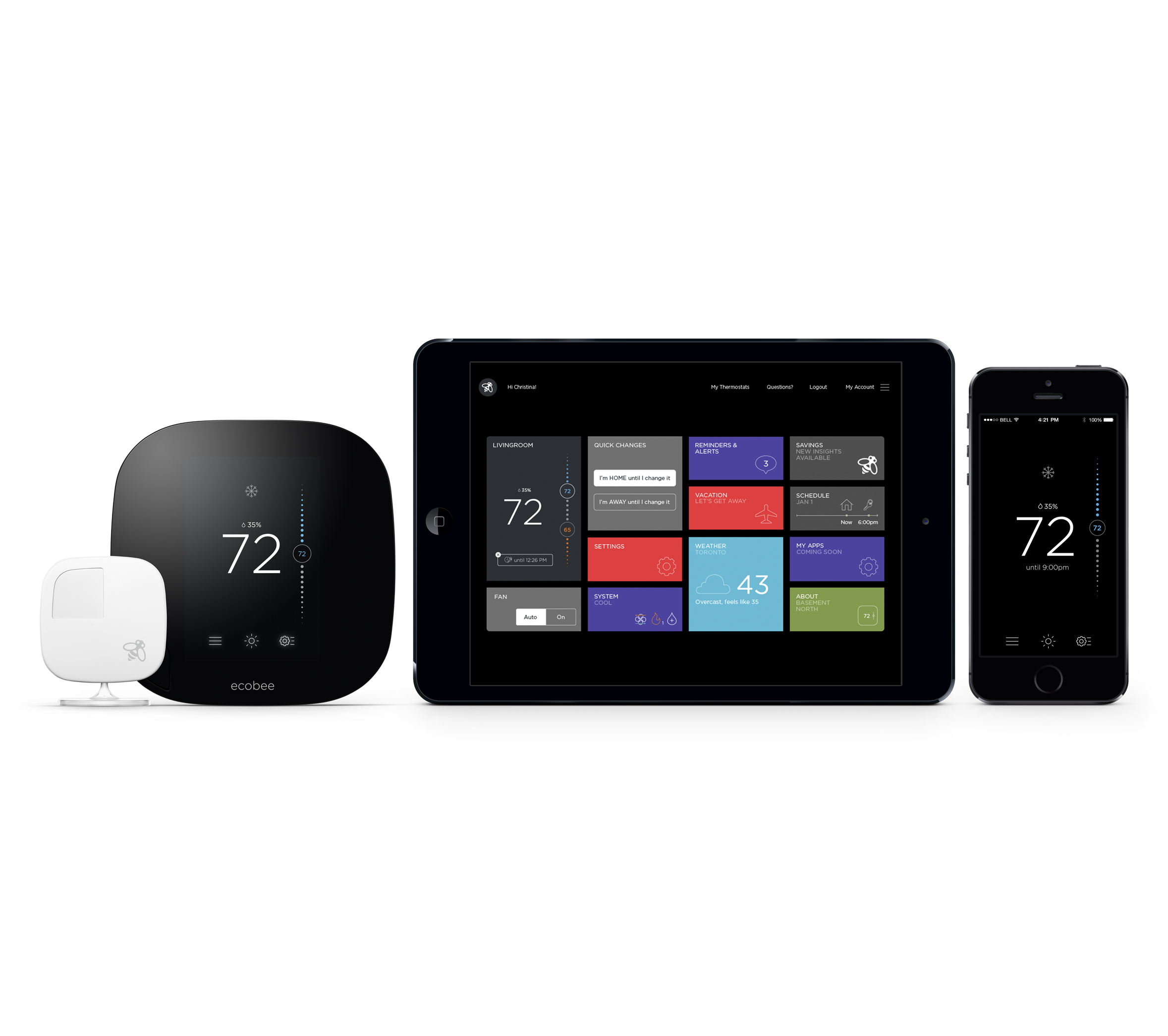 Heat Up The Savings With The Ecobee3 Smarter Wi
