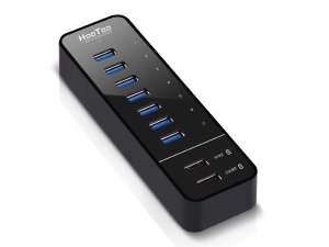 HOOTOO 7-PORT USB