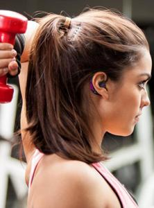 CES 2015 FreeWavz earphones 3