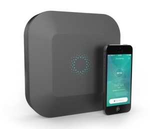 CES 2015 Blossom Intelligent Sprinkler 1