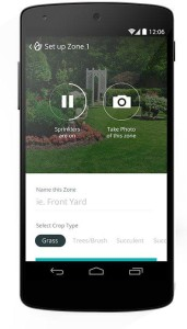 CES 2015 Blossom Intelligent Sprinkler 2