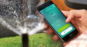 CES 2015 Blossom Intelligent Sprinkler 3