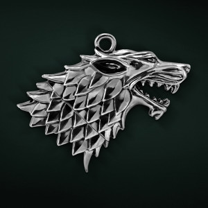 Game of Thrones Stark Direwolf USB Drive 1