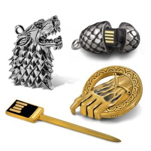 Game of Thrones USB Drive