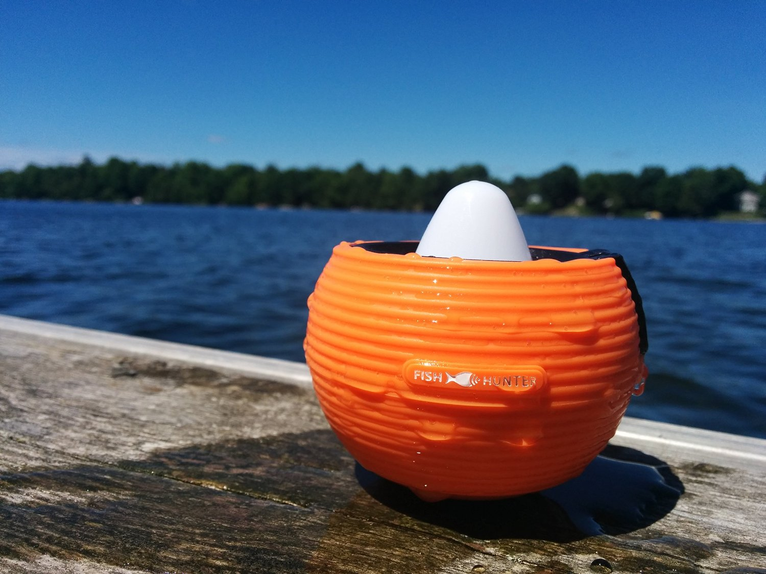 dad will love the fishhunter sonar portable fish finder » new, Fish Finder