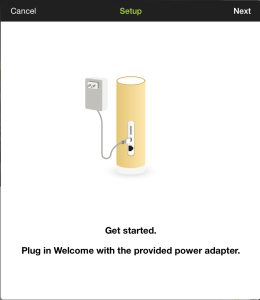 Netatmo Welcome 5