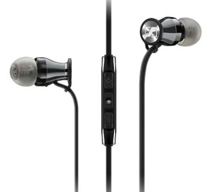 Sennheiser MOMENTUM In-Ear Black Chrome 2