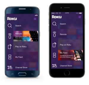 Roku OS7 Mobile App - Android