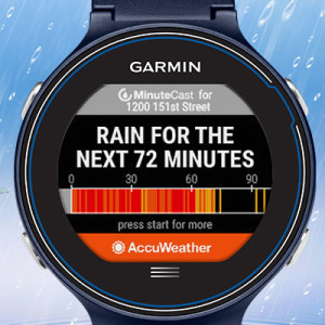 Garmin Forerunner Weather