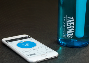Thermos Connected Hydration Bottle 2
