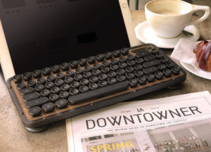 Can you teach an old keyboard new tricks? - New Gizmo Blog
