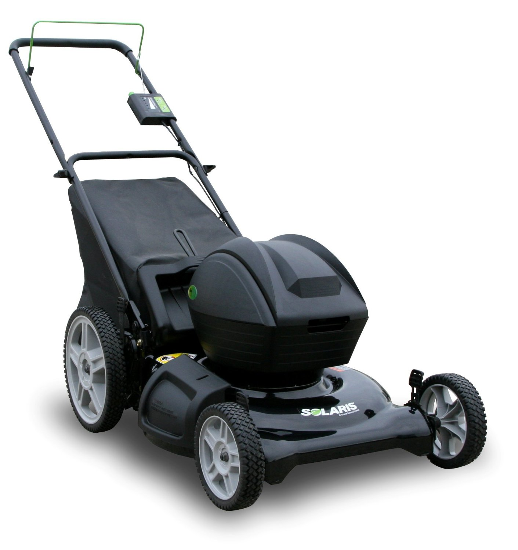 Solaris Enviro Green Mower